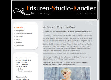 Frisuren-Studio Kandler, Usingen