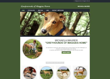 Greyhounds of Maggies Home